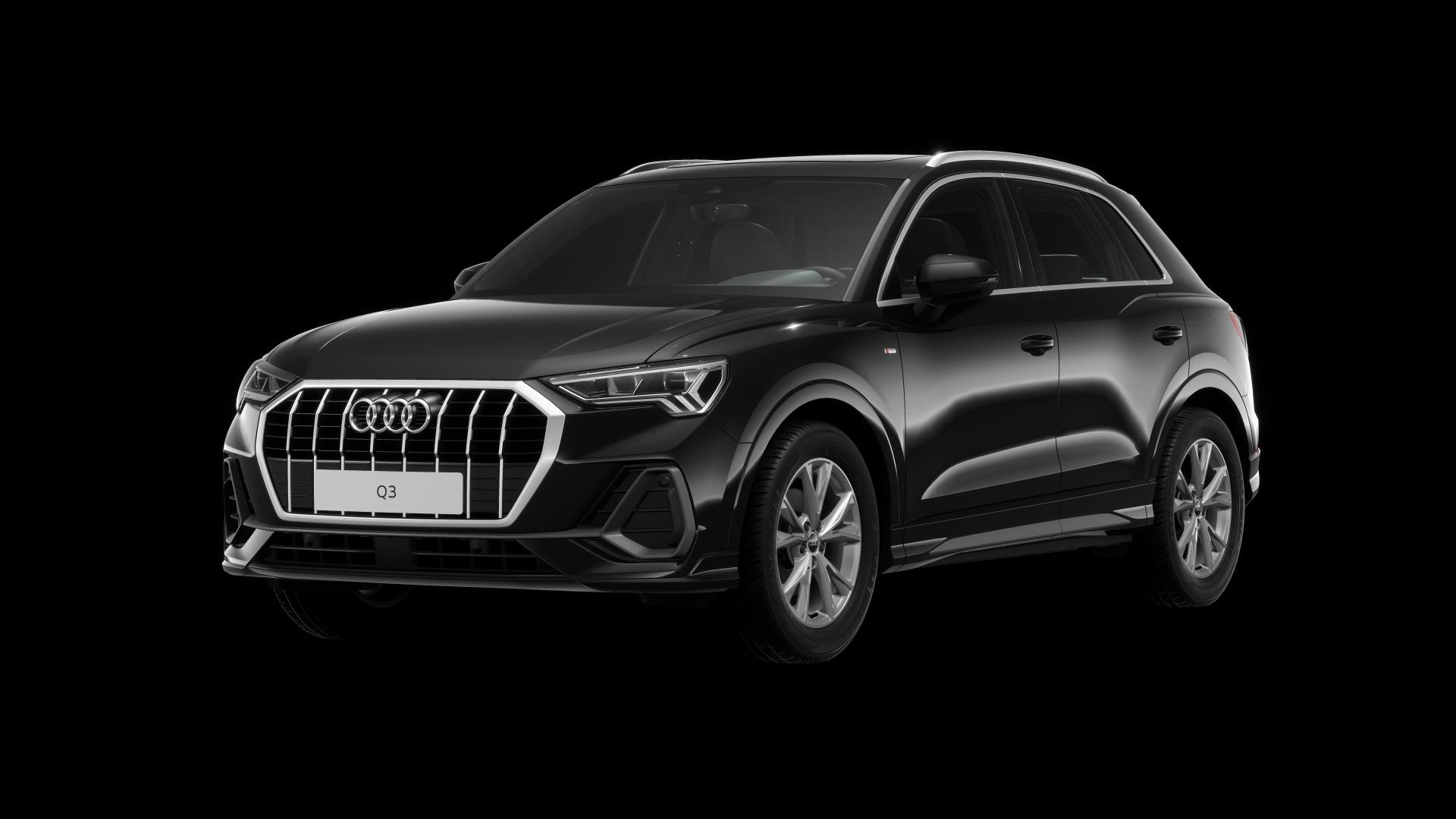 Audi Q3  Business edition S line 35 TDI  110(150) kW(pk) S tronic