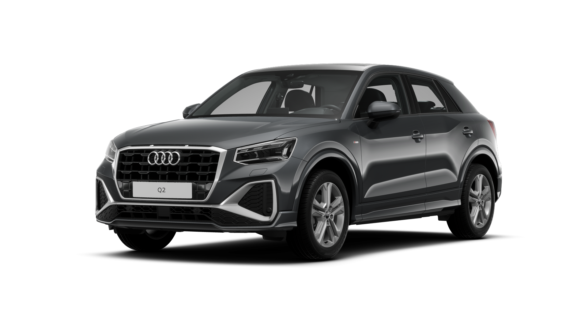 Audi Q2  Business Edition S line 35 TFSI  110(150) kW(pk) S tronic