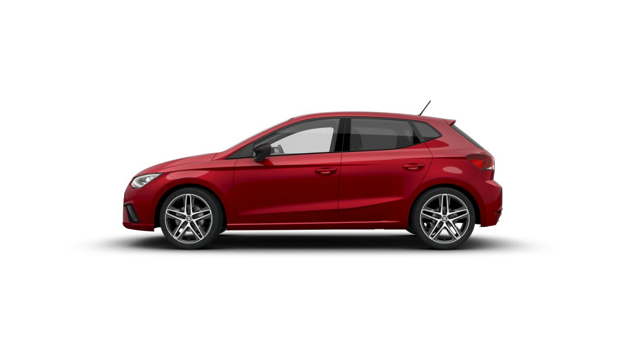 Ibiza FR 1.0 TSI 110pk (81kW) MANUEEL 6v Start/Stop EURO 6 AP