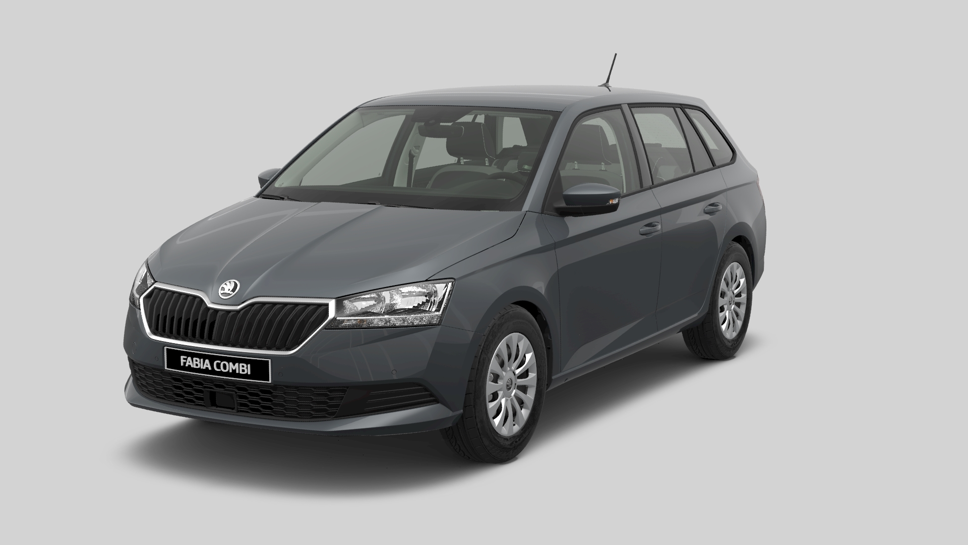 Fabia Combi Ambition 1,0 TSI 70 kW 5-speed mech.